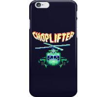 CHOPLIFTER SEGA ARCADE iPhone Case/Skin