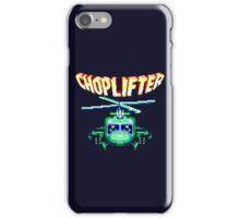 CHOPLIFTER SEGA ARCADE iPhone Case/Skin
