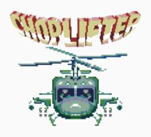 CHOPLIFTER SEGA ARCADE One Piece - Short Sleeve