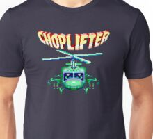 CHOPLIFTER SEGA ARCADE Unisex T-Shirt