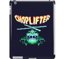 CHOPLIFTER SEGA ARCADE iPad Case/Skin