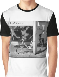 A Street in Cannes Graphic T-Shirt
