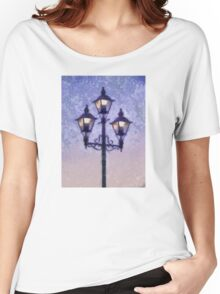 Street Lamps Women's Relaxed Fit T-Shirt