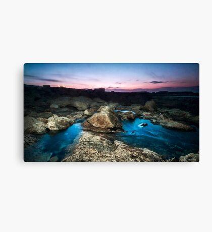 Landscape, Malta Canvas Print
