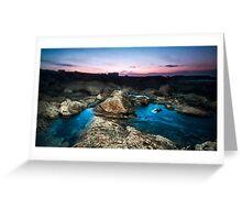 Landscape, Malta Greeting Card