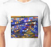 Paper Mosaic 202 Unisex T-Shirt