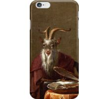 Cornelis Saftleven - College of Animals 1655 Fashion  College Smart  Smile  Dutch  Netherlands  Colorful iPhone Case/Skin