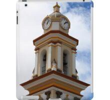 Church Steeple in Atuntaqui iPad Case/Skin