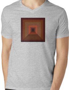 Korrydor Mens V-Neck T-Shirt