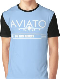 Aviato Silicon Valley  Graphic T-Shirt