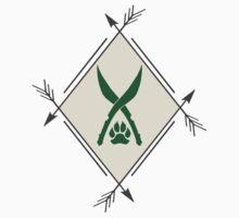 Ranger badge Baby Tee