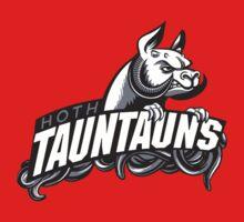 HOTH TAUNTAUNS FOOTBALL TEAM Kids Tee