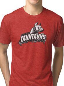 HOTH TAUNTAUNS FOOTBALL TEAM Tri-blend T-Shirt