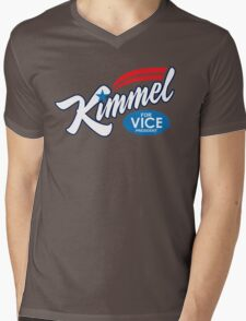 jimmy kimmel for vice president Mens V-Neck T-Shirt