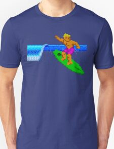 CALIFORNIA GAMES - SURFING - MASTER SYSTEM T-Shirt