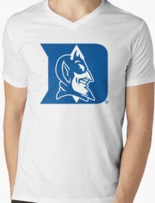 Duke Blue Devils Mens V-Neck T-Shirt