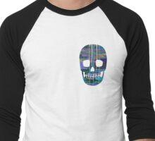 Galaxy Skull Men's Baseball ¾ T-Shirt