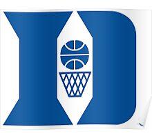 Duke Blue Devils Poster