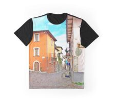 L'Aquila: buildings Graphic T-Shirt