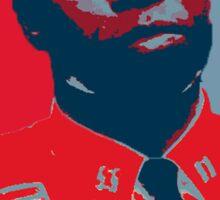 Captain Holt Sticker