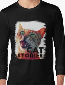 Cat Stories Long Sleeve T-Shirt