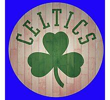 boston celtic logo Photographic Print