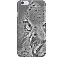 Metal Owl iPhone Case/Skin