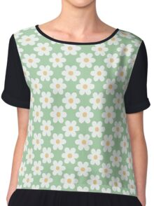 Lovely Flowers Chiffon Top