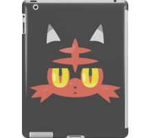 Fire Cat Monster iPad Case/Skin