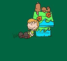 SNOOPY-DOO - SHAGGY BROWN Unisex T-Shirt