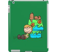 SNOOPY-DOO - SHAGGY BROWN iPad Case/Skin