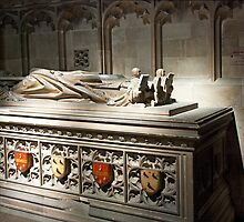 Thomas Becket, Canterbury by Erwin G. Kotzab