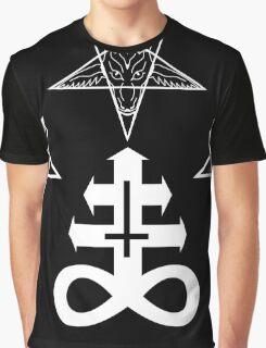 Signs of Satan Graphic T-Shirt