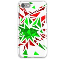 Low Poly Firework iPhone Case/Skin