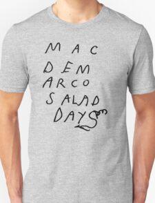 Mac Demarco Salad Days logo Unisex T-Shirt
