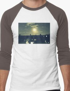 Full Moon Men's Baseball ¾ T-Shirt