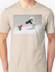 Storm Trooper Photographer Unisex T-Shirt