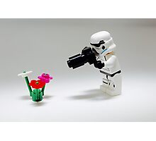 Storm Trooper Photographer Photographic Print