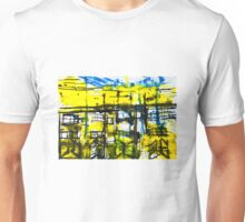 Buildings III Unisex T-Shirt