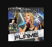 MIRANDA LAMBERT KEEPER THE FLAME TOUR 2016 Unisex T-Shirt