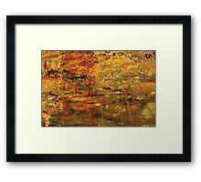 Autumn Sun  Framed Print