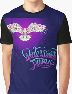WIDESPREAD PANIC Graphic T-Shirt