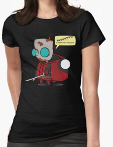 Gir-Pool Womens Fitted T-Shirt