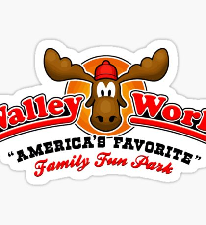 WALLEY WORLD - NATIONAL LAMPOONS VACATION (1) Sticker