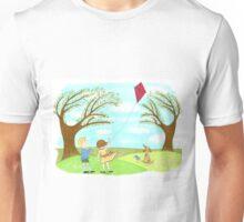 Kites Are Fun Unisex T-Shirt