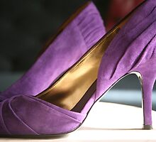 For the love of shoes ..... by LynnEngland