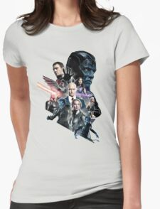 X-Men: Apocalypse  Womens Fitted T-Shirt