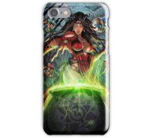 SheVibe Sliquid Cover Art iPhone Case/Skin