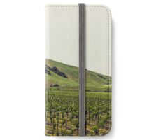 Napa Valley in the Spring iPhone Wallet/Case/Skin