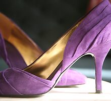 For the love of shoes ...take 2  by LynnEngland